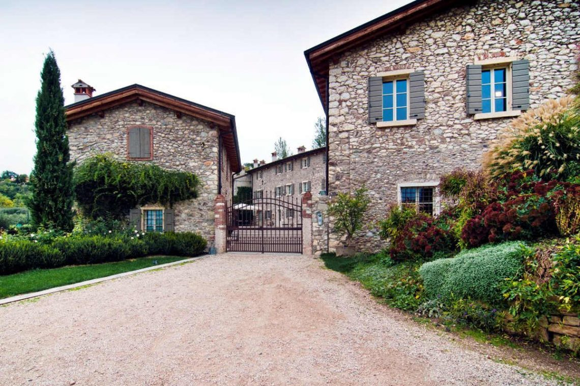 Weingut Bardolino zum Verkauf mit schönem Seeblick 11