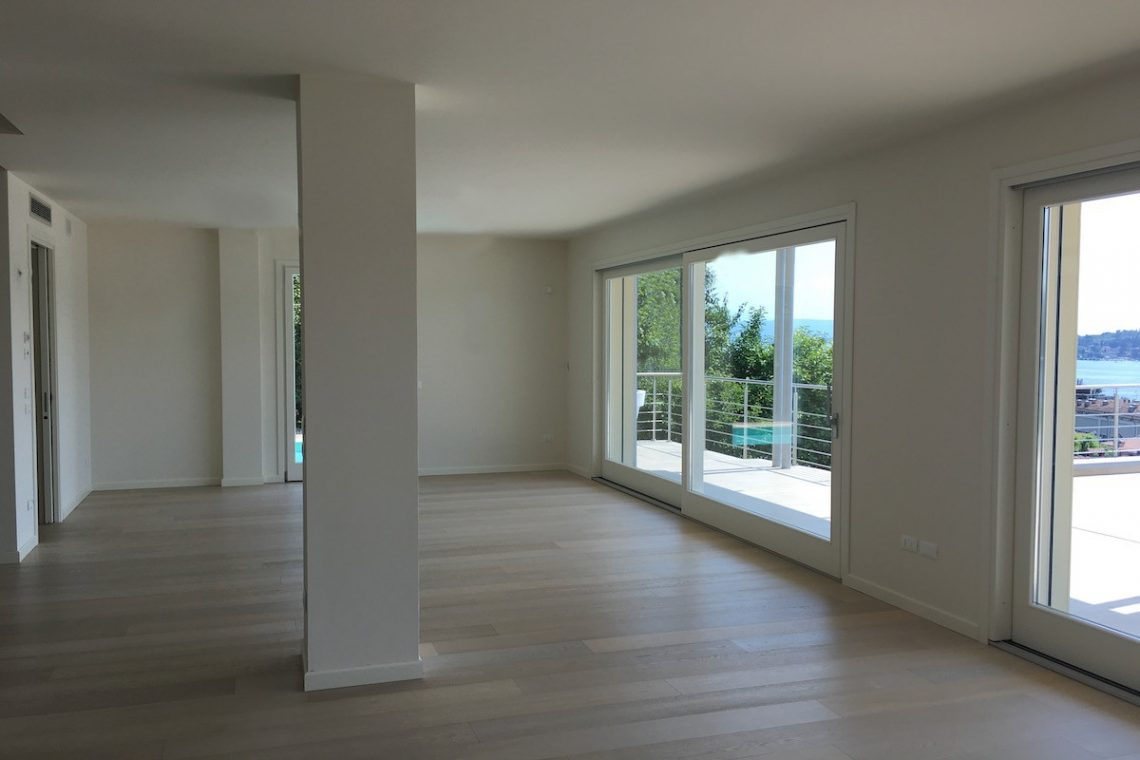 Wohnung Gardasee zum Kauf mit beheizten Infinitypool 14