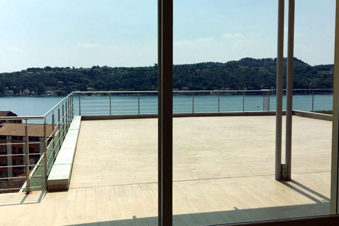 Wohnung Gardasee zum Kauf mit beheizten Infinitypool 16