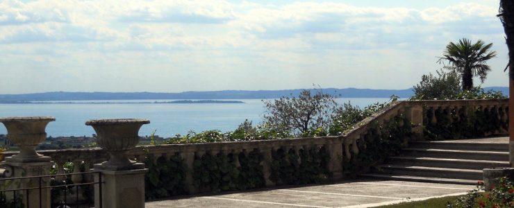 Historische Villa Gardasee Verkauf über Bardolino