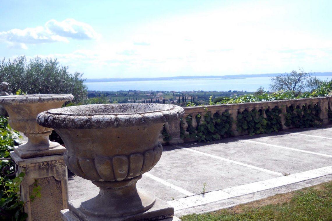 Historische Villa Gardasee Verkauf 05