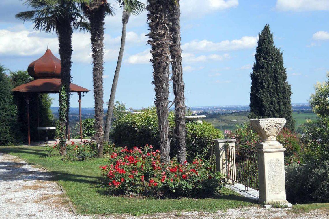 Historische Villa Gardasee Verkauf 06