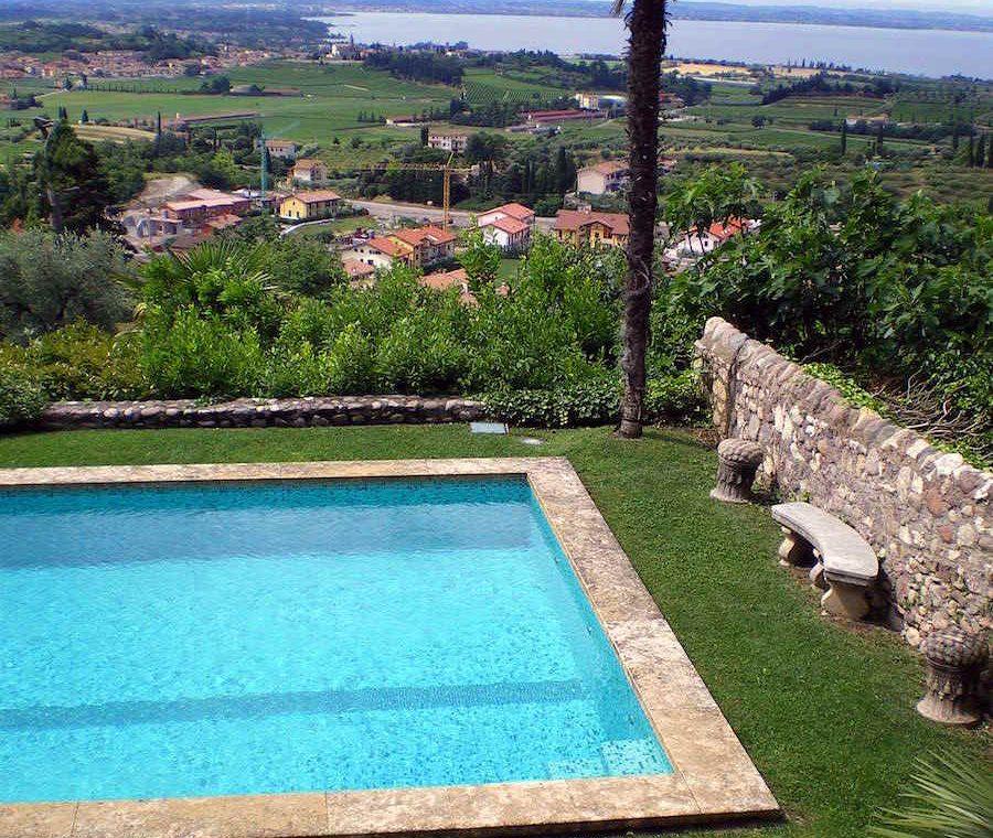 Historische Villa Gardasee Verkauf 10