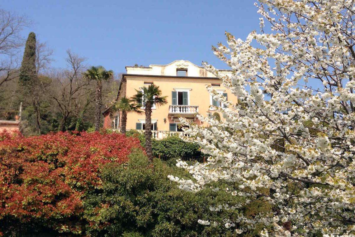 Historische Villa Gardasee Verkauf 13