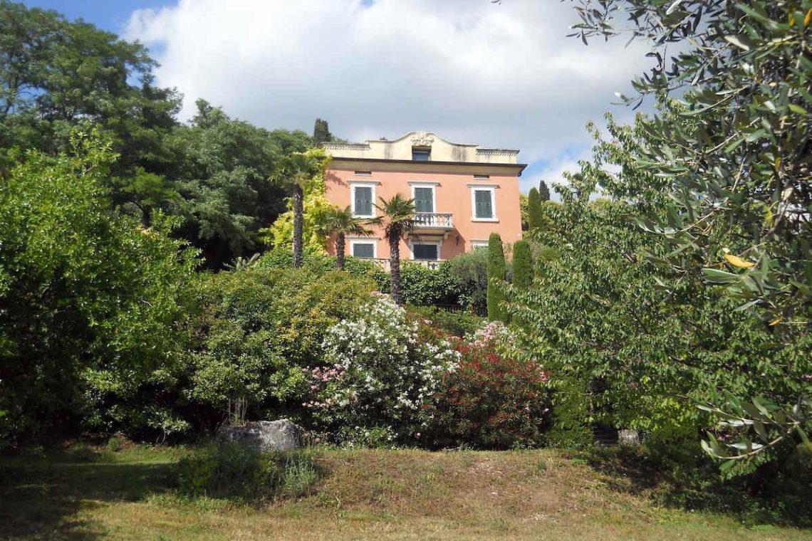 Historische Villa Gardasee Verkauf 15