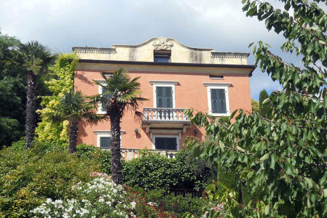 Historische Villa Gardasee Verkauf 16