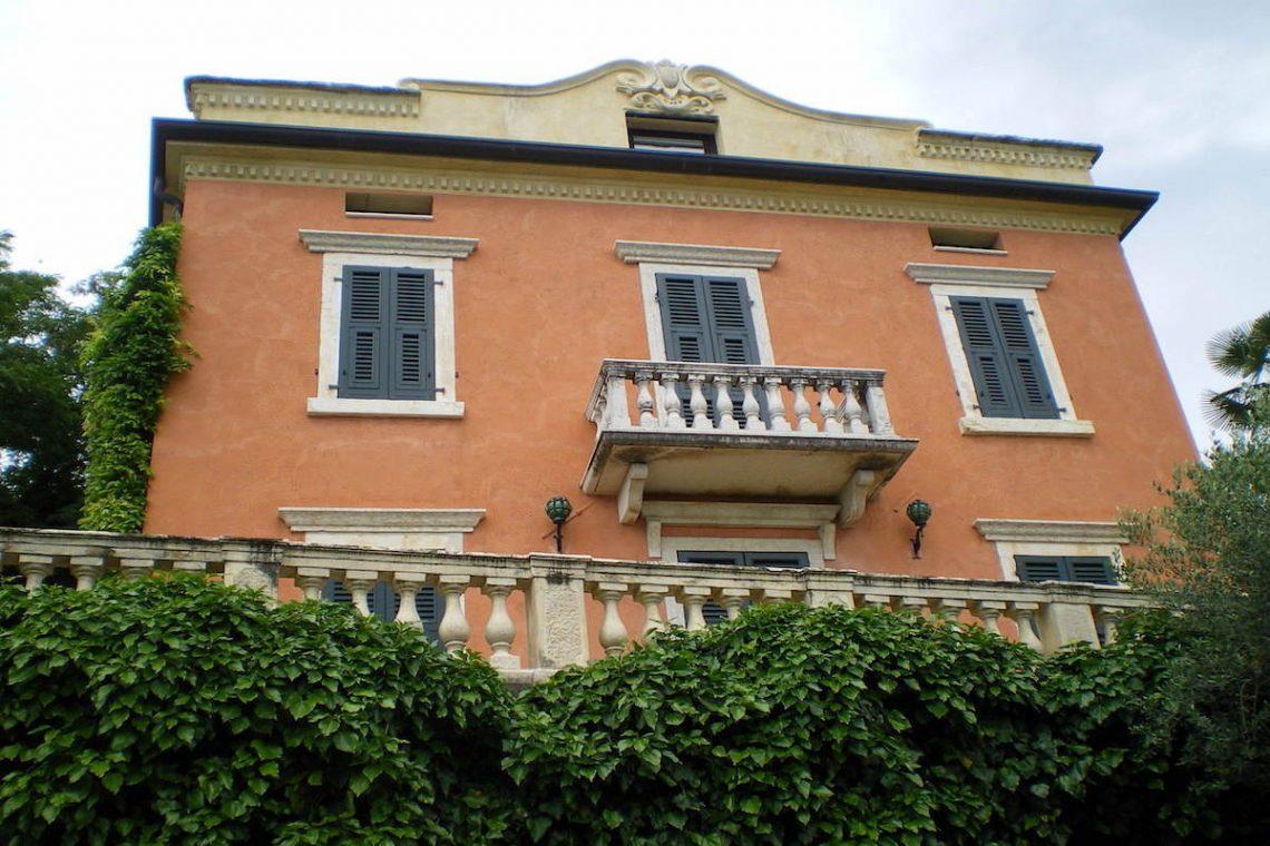 Historische Villa Gardasee Verkauf 17