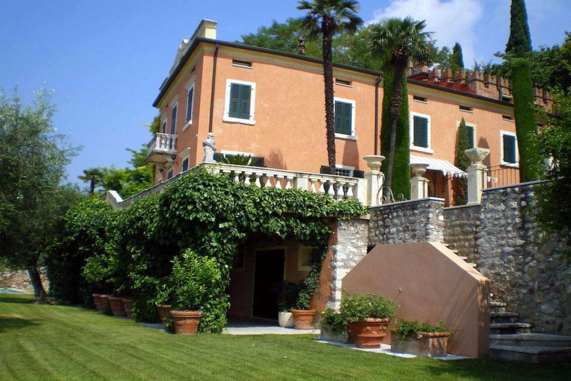 Historische Villa Gardasee Verkauf 20