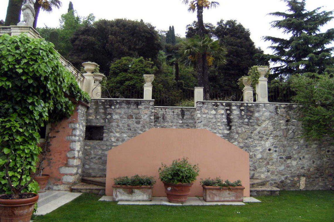 Historische Villa Gardasee Verkauf 21