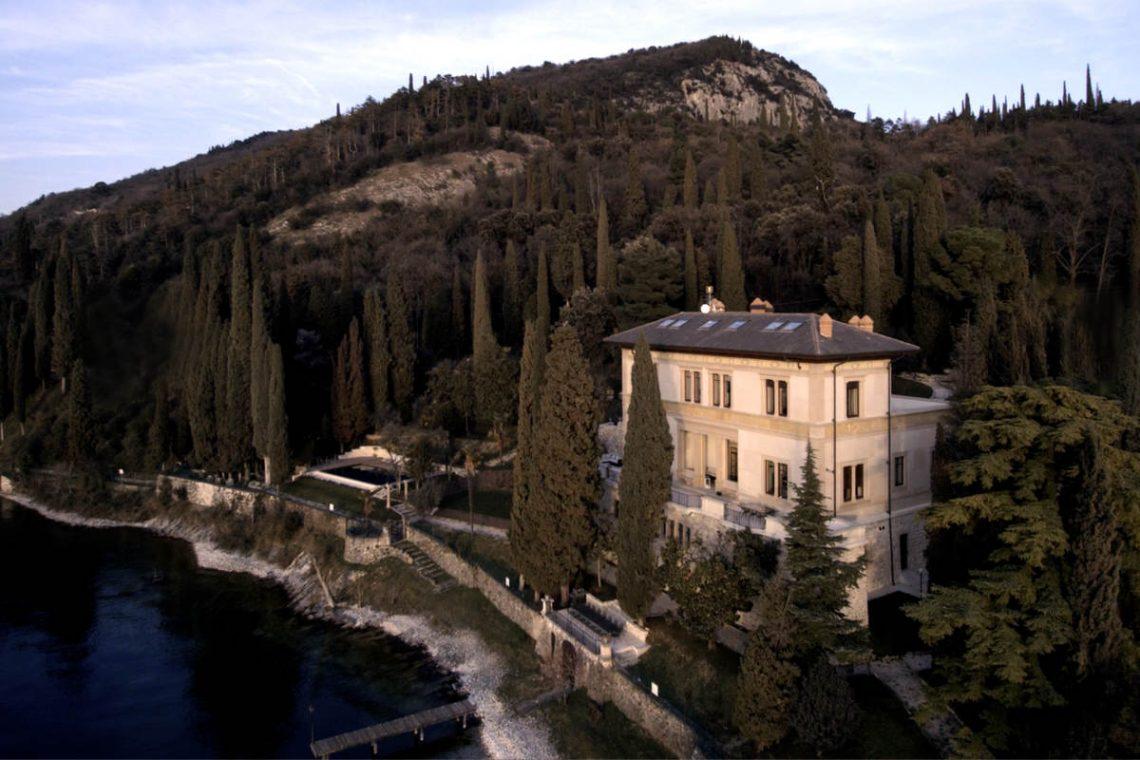 Gardasee Villa zur Miete in Garda, Punta San Vigilio 03