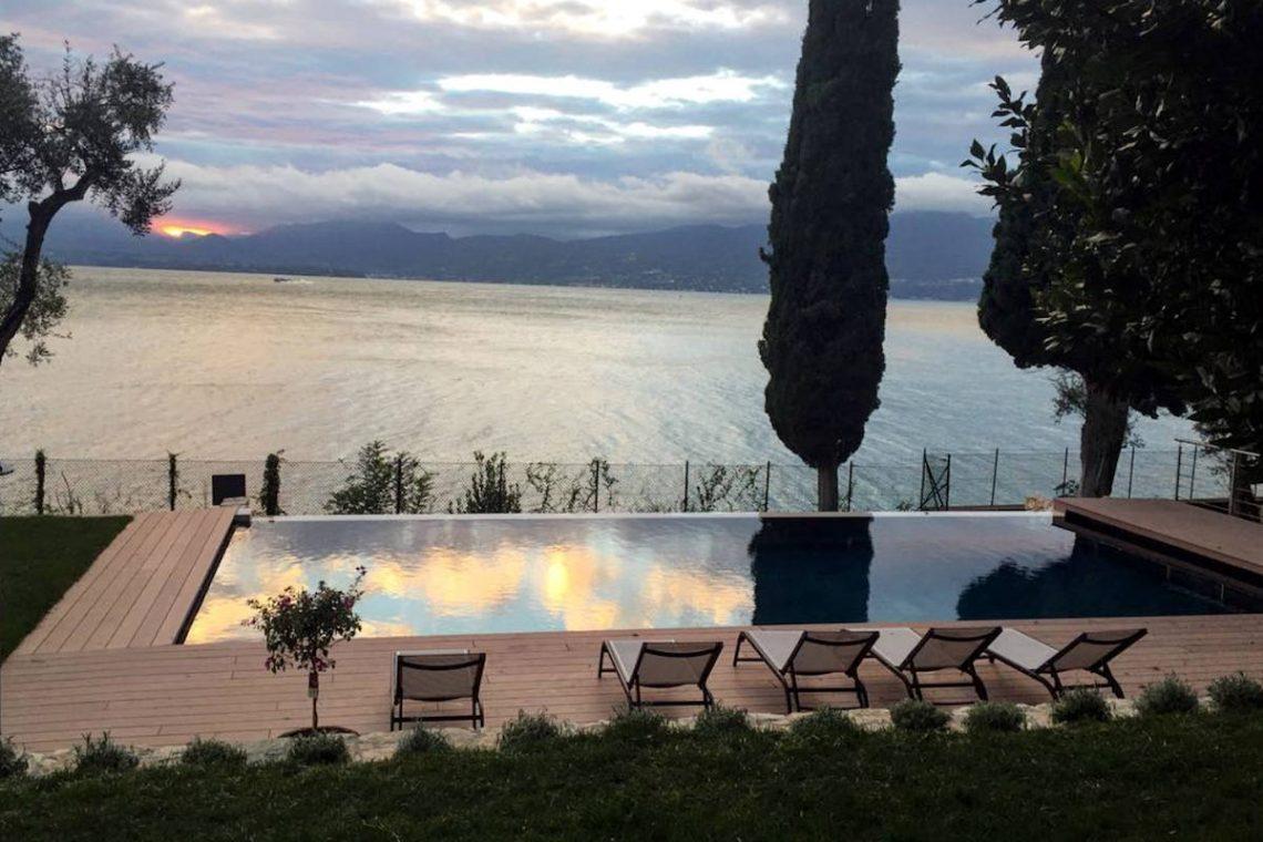 Gardasee Villa zur Miete in Garda, Punta San Vigilio 08