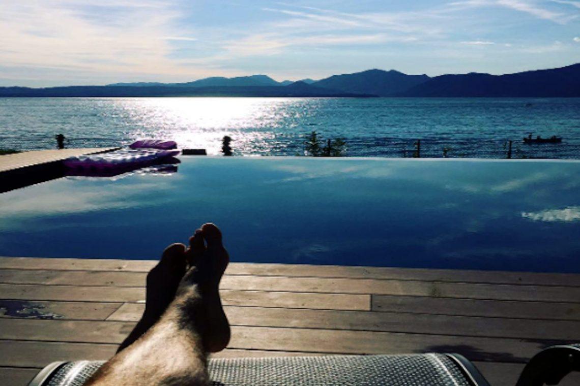 Gardasee Villa zur Miete in Garda, Punta San Vigilio 09