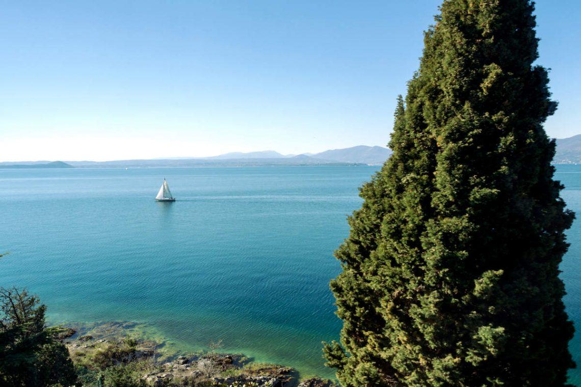 Gardasee Villa zur Miete in Garda, Punta San Vigilio 25