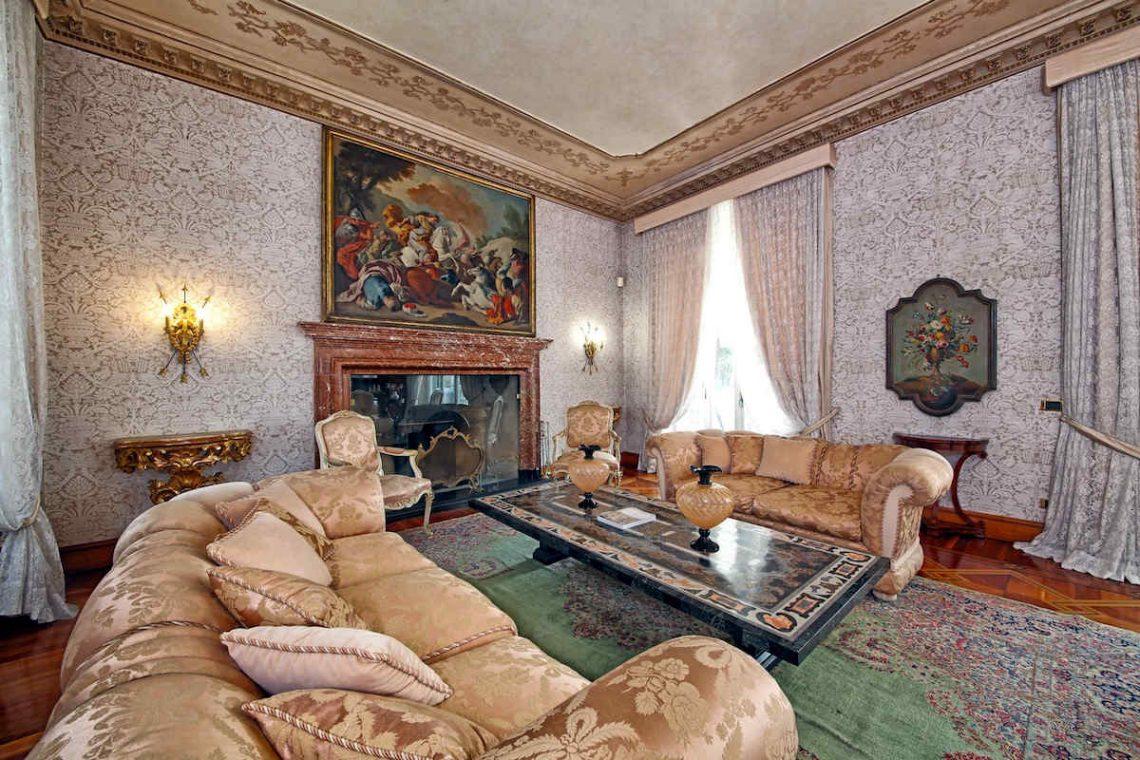 Historische Villa am Gardasee zur Miete am Seeufer 11