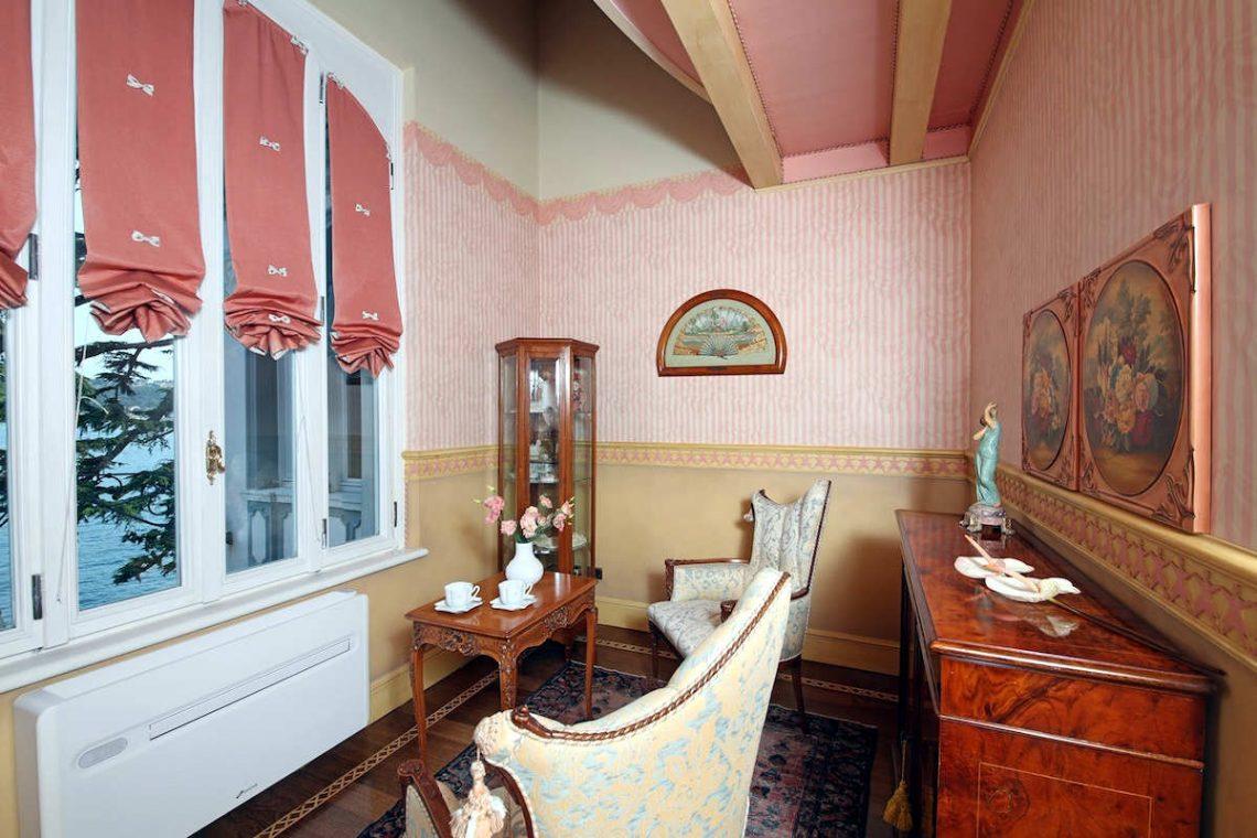 Historische Villa am Gardasee zur Miete am Seeufer 22