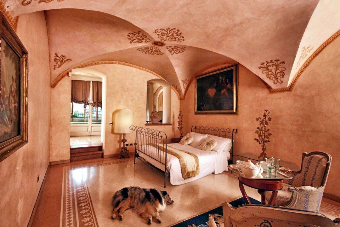Historic Villa Lake Garda for Rent 32