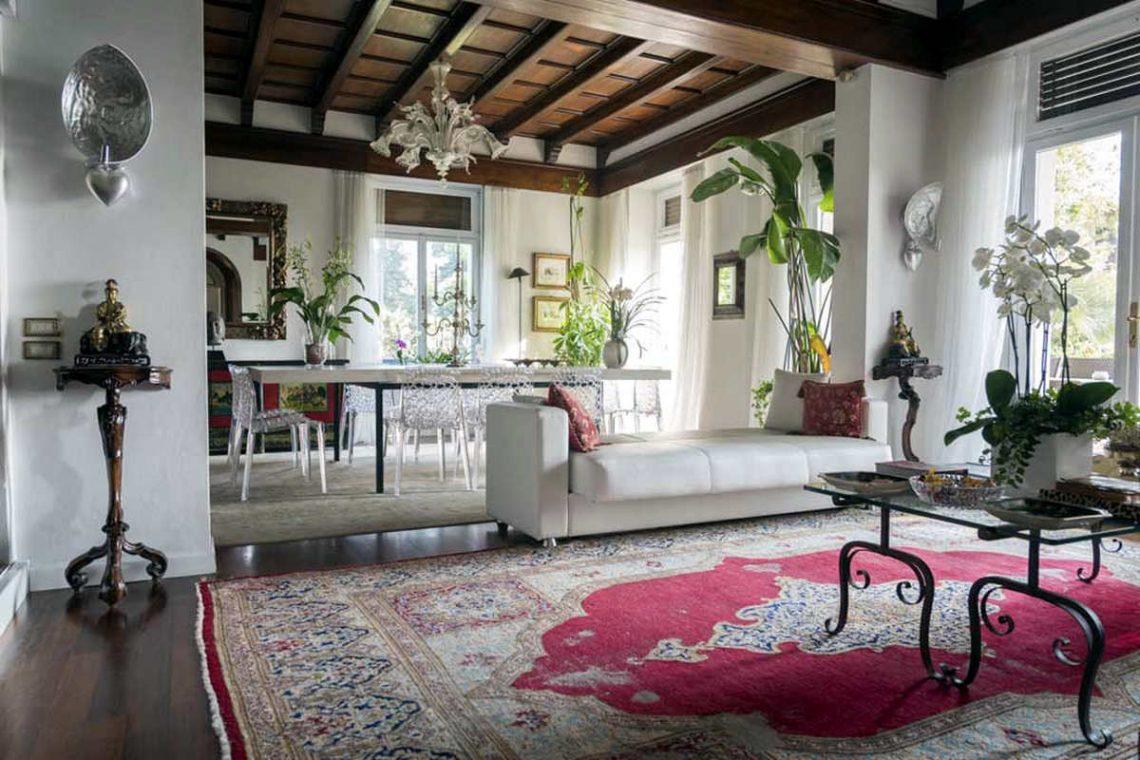 Historische Villa Gardasee zur Miete am See 10