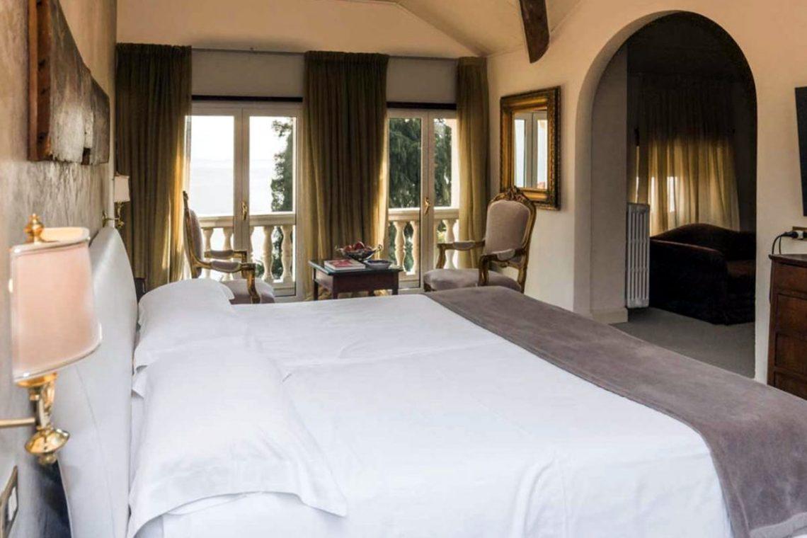 Historische Villa Gardasee zur Miete am See 20