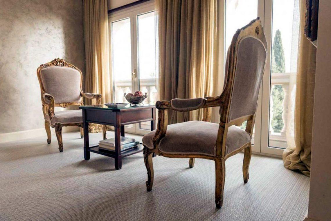 Historische Villa Gardasee zur Miete am See 21