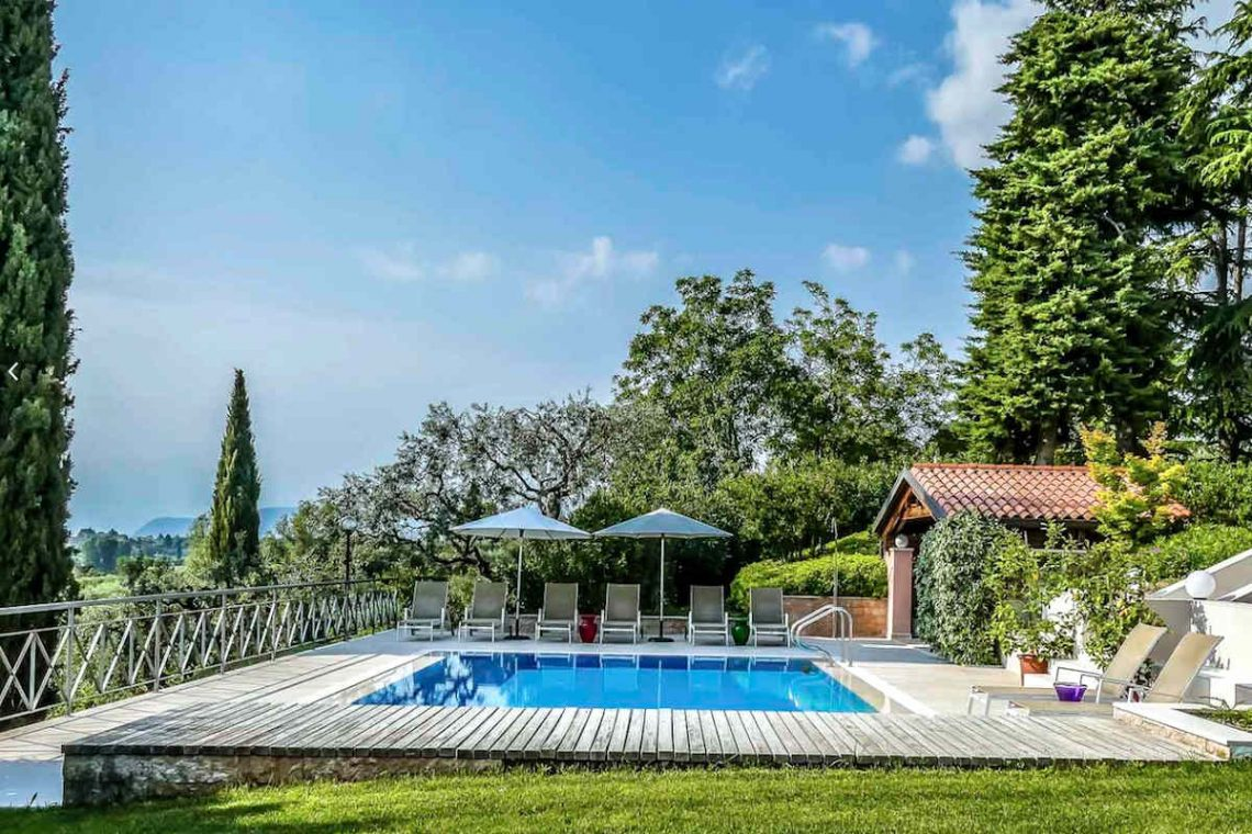 Villa Lazise zur Miete mit Panorama-Swimmingpool 05