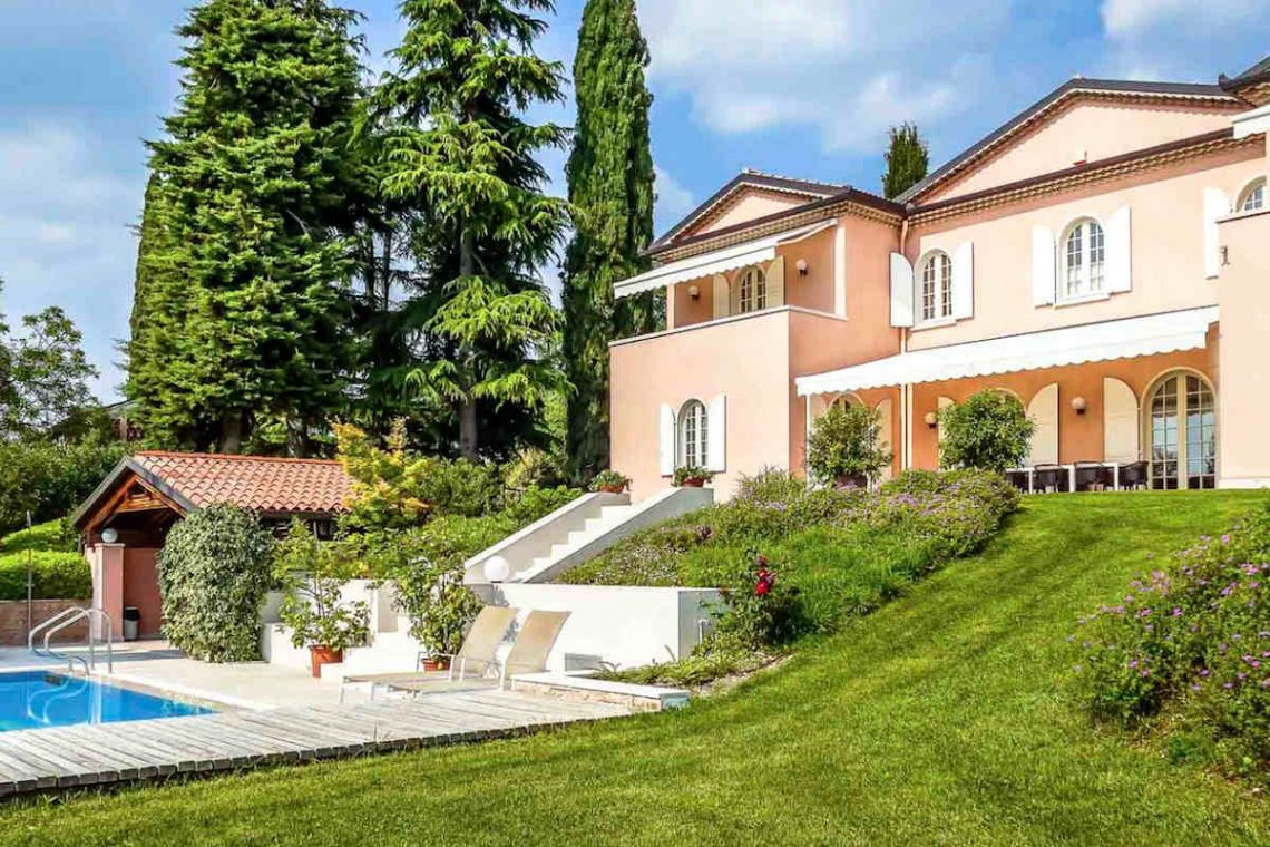 Villa Lazise zur Miete mit Panorama-Swimmingpool 08