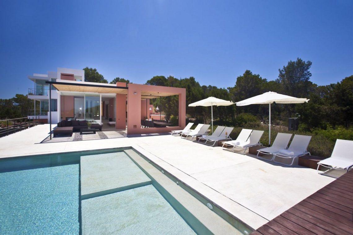 ibiza villa rent minimalist design 04