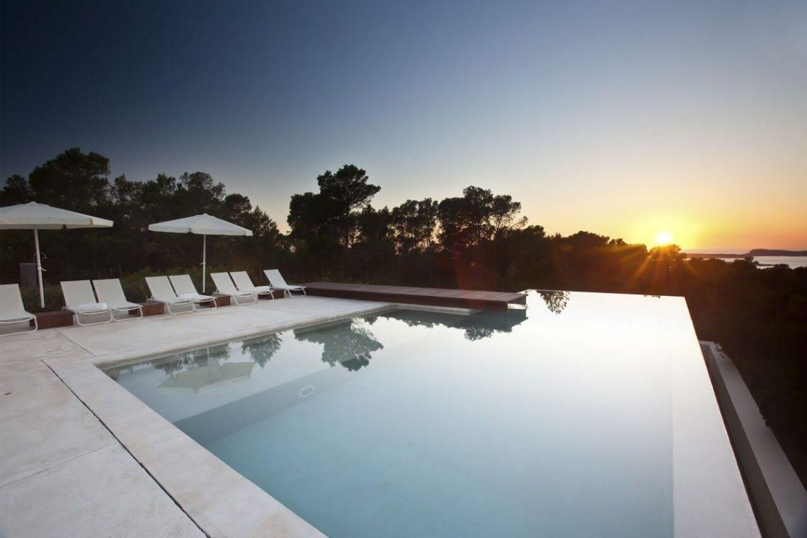 ibiza villa rent minimalist design 07