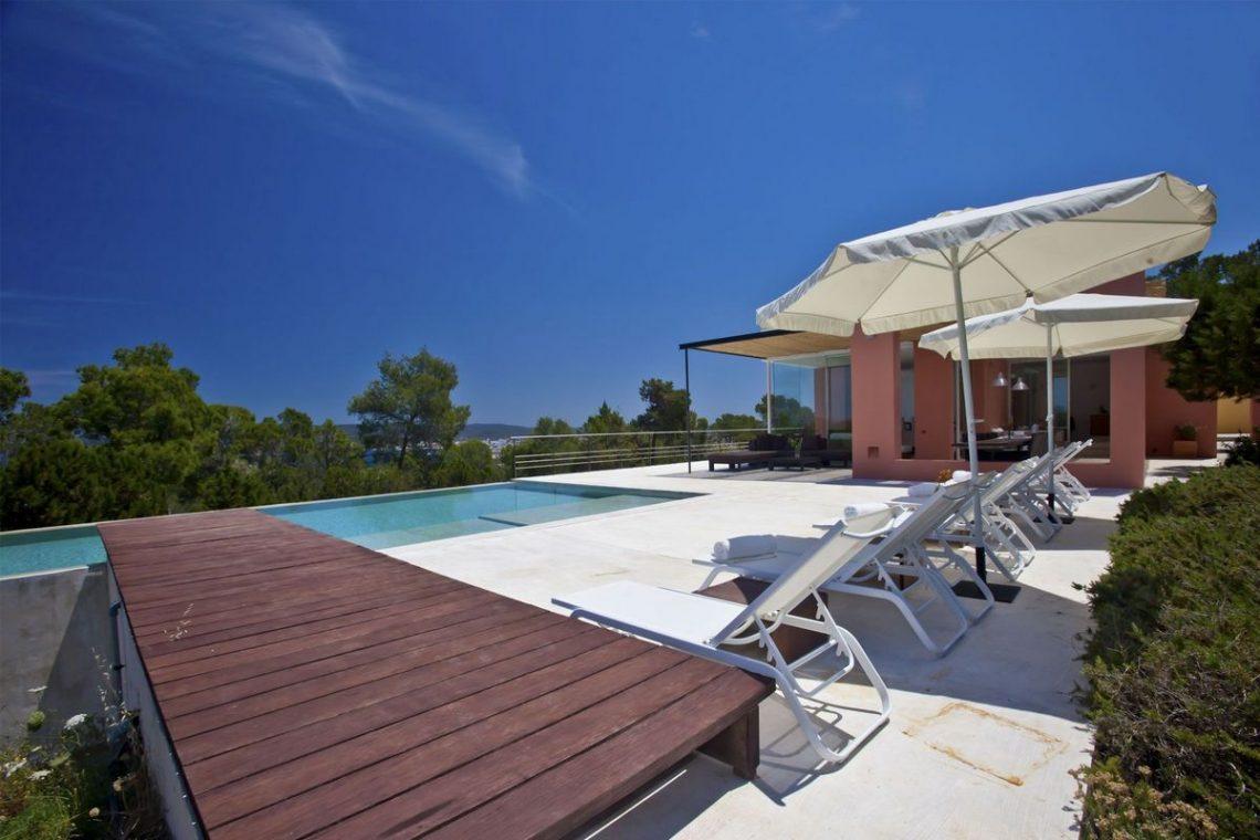ibiza villa rent minimalist design 08