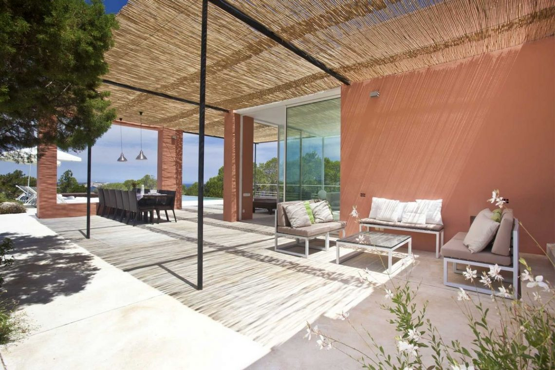 ibiza villa rent minimalist design 10