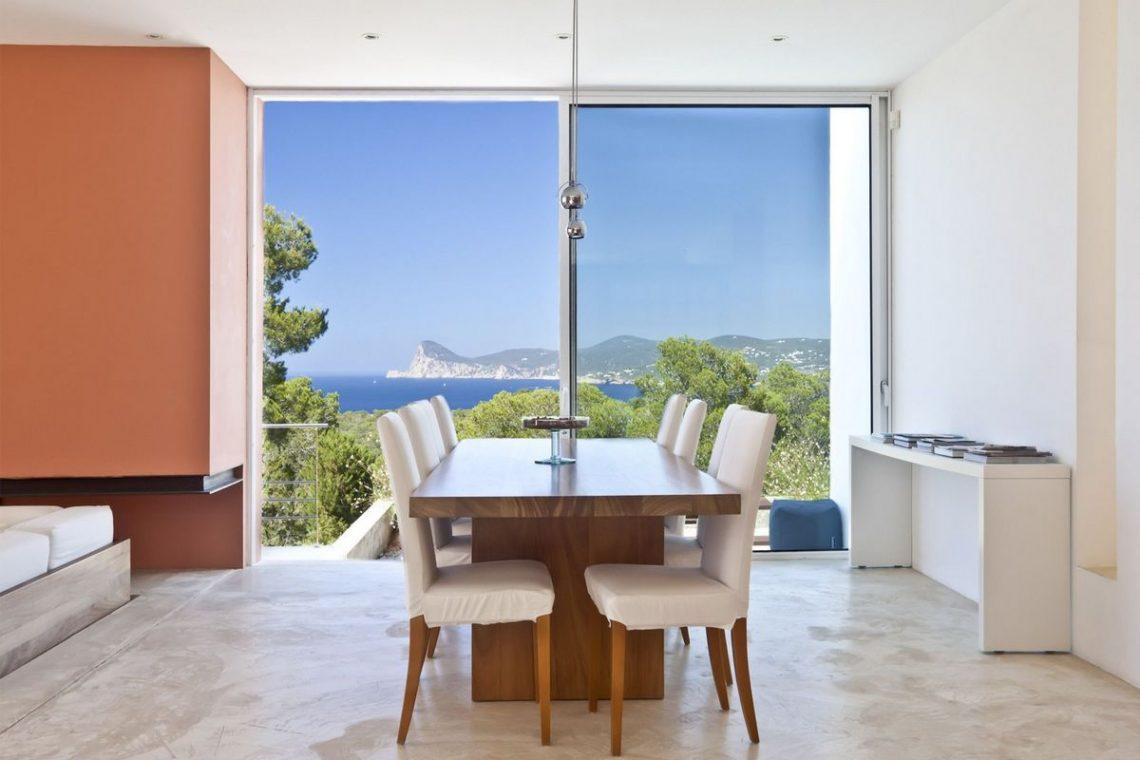 ibiza villa rent minimalist design 14