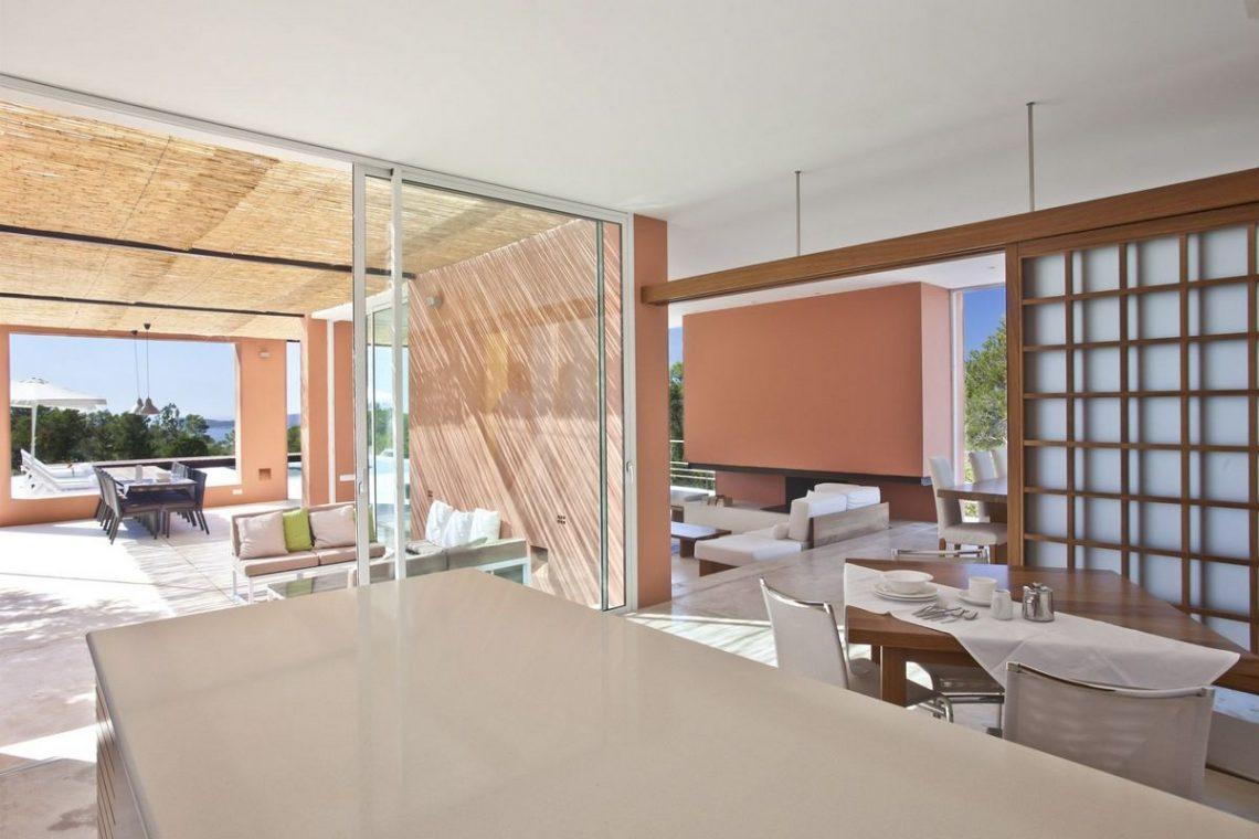 ibiza villa rent minimalist design 15