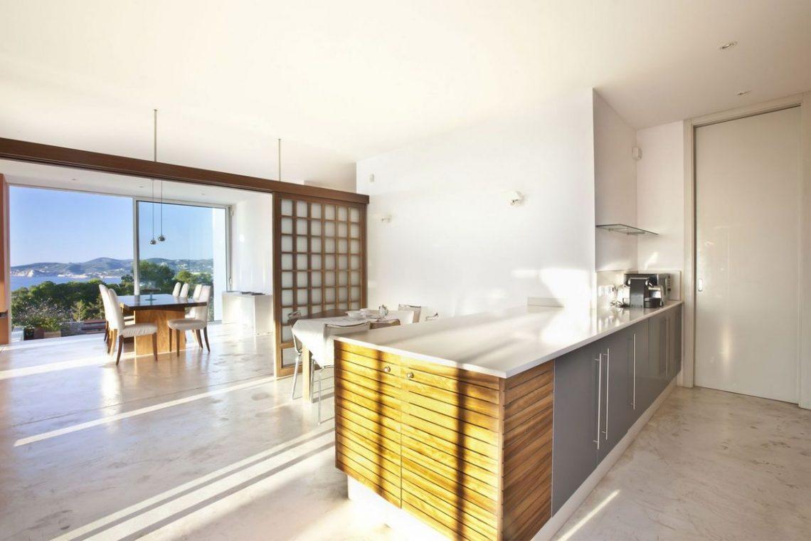 ibiza villa rent minimalist design 17