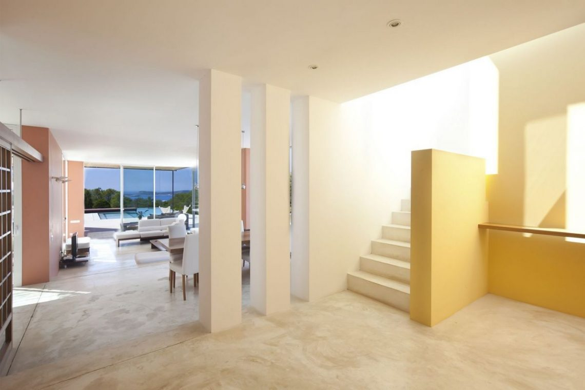 ibiza villa rent minimalist design 18