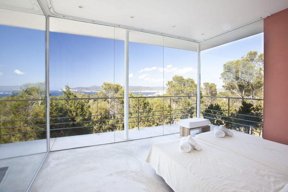 ibiza villa rent minimalist design 22