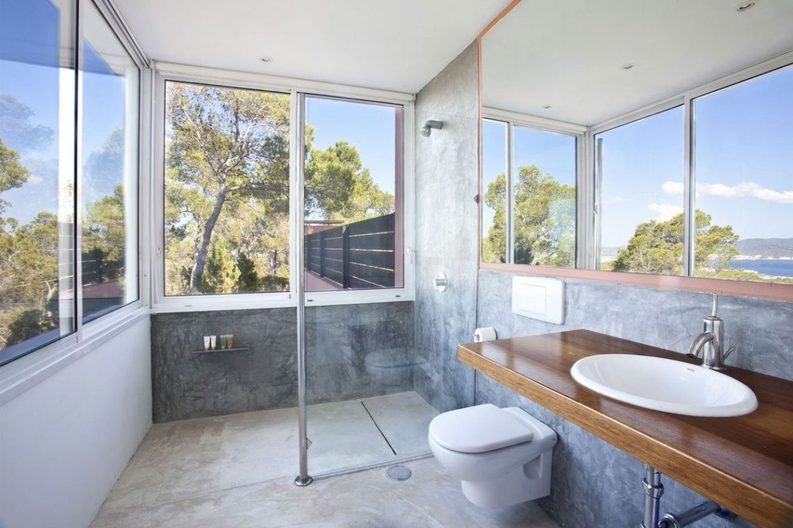 ibiza villa rent minimalist design 23