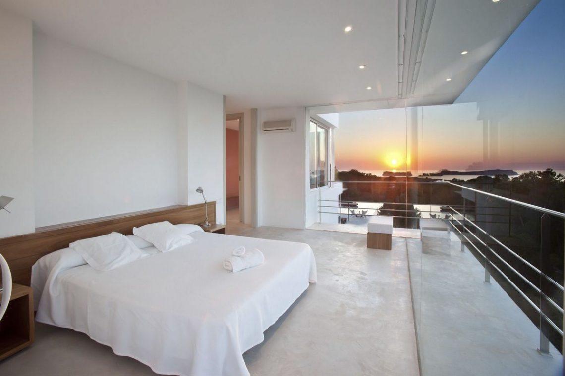 ibiza villa rent minimalist design 24