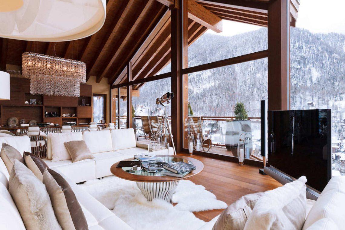 Luxury Chalet Zermat 02