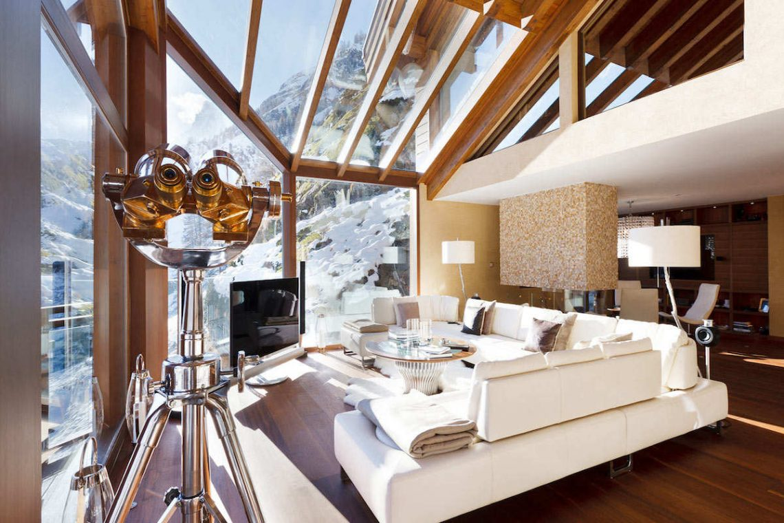 Luxury Chalet Zermat 03