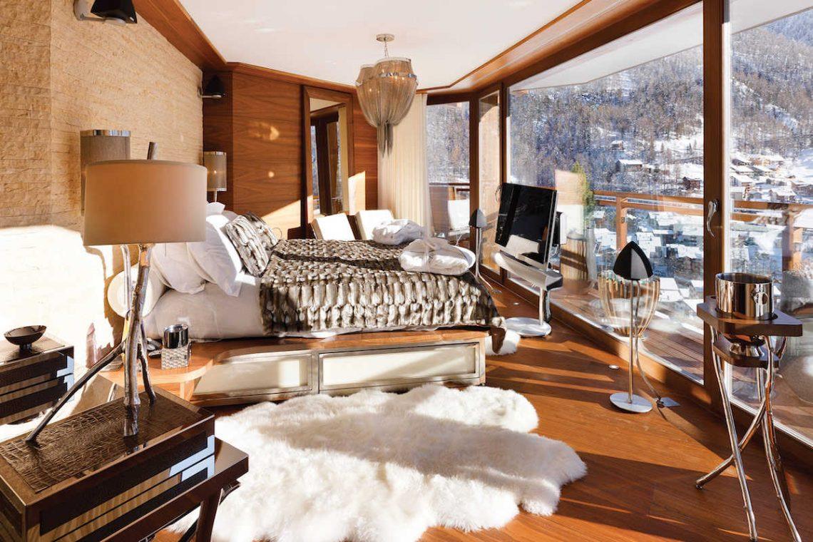 Luxury Chalet Zermat 24