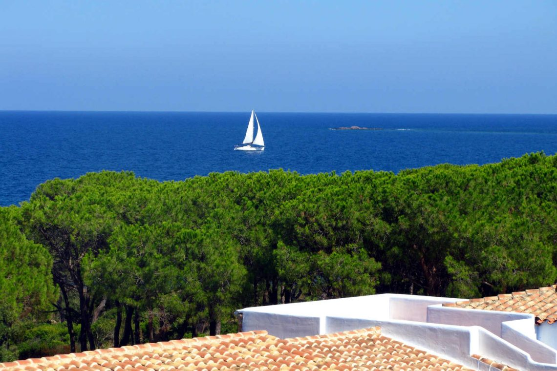 Haus Sardinien am Meer, nur 90 Meter vom Wasser 06