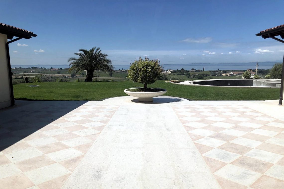 Villa in Bardolino verkauf in Panoramalage mit Seeblick 04
