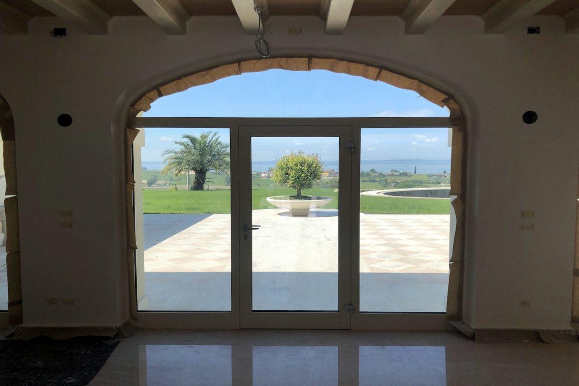 Villa in Bardolino verkauf in Panoramalage mit Seeblick 11