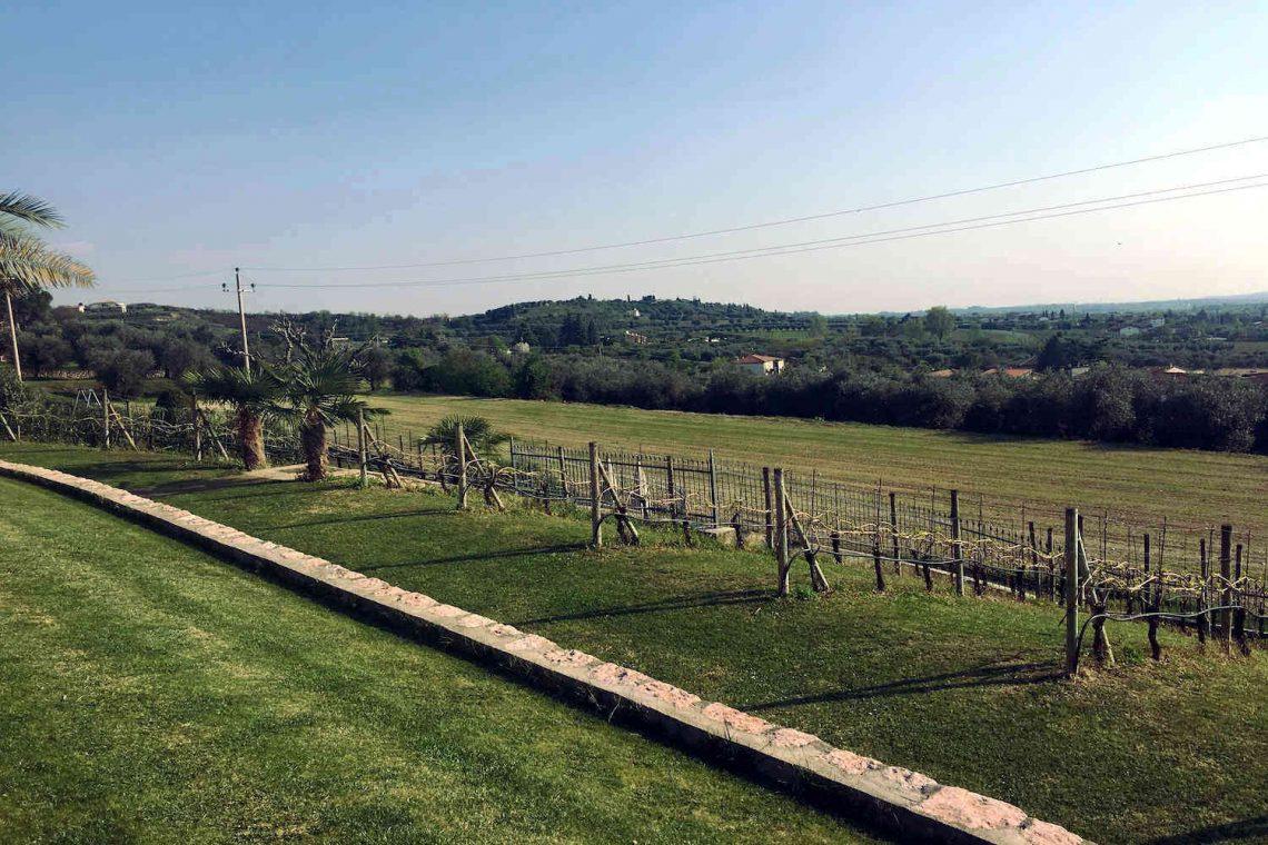 Villa in Bardolino verkauf in Panoramalage mit Seeblick 27