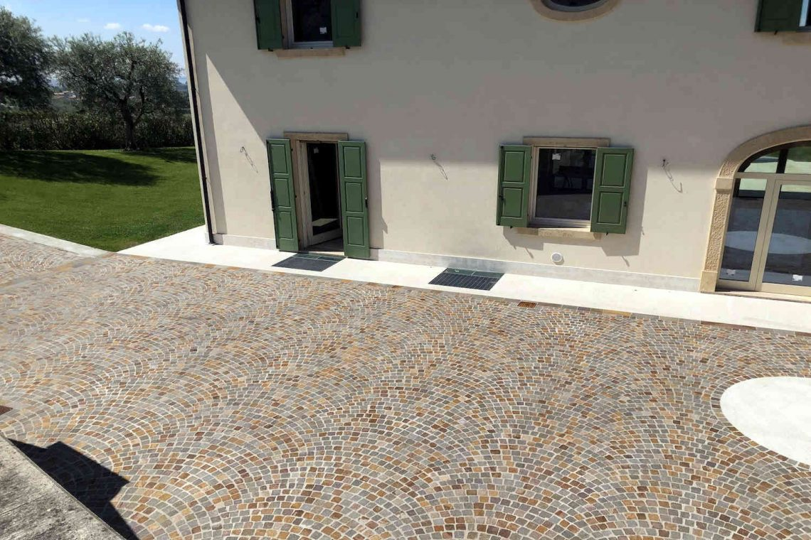 Villa in Bardolino verkauf in Panoramalage mit Seeblick 31
