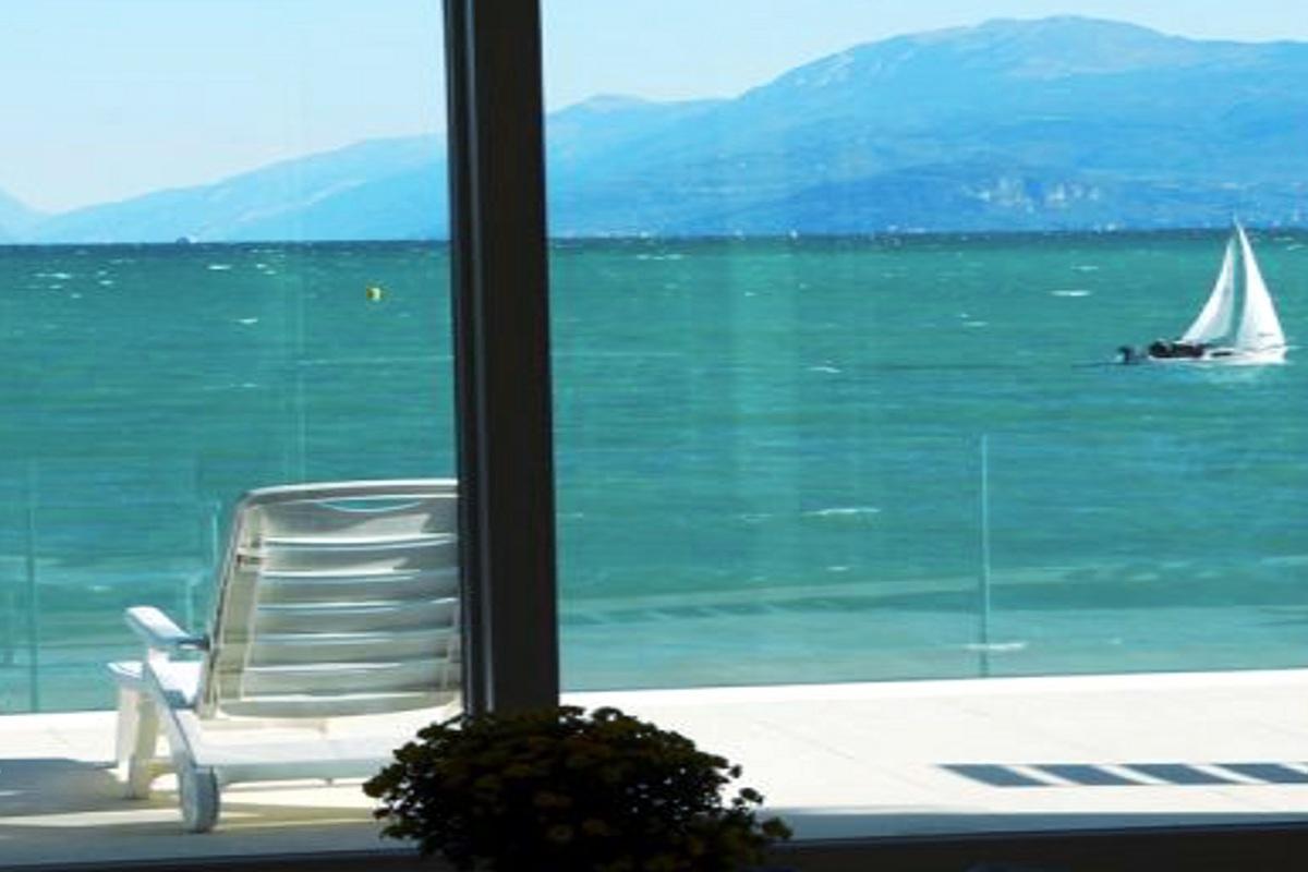 Villa Desenzano am See, Gardasee, Italien