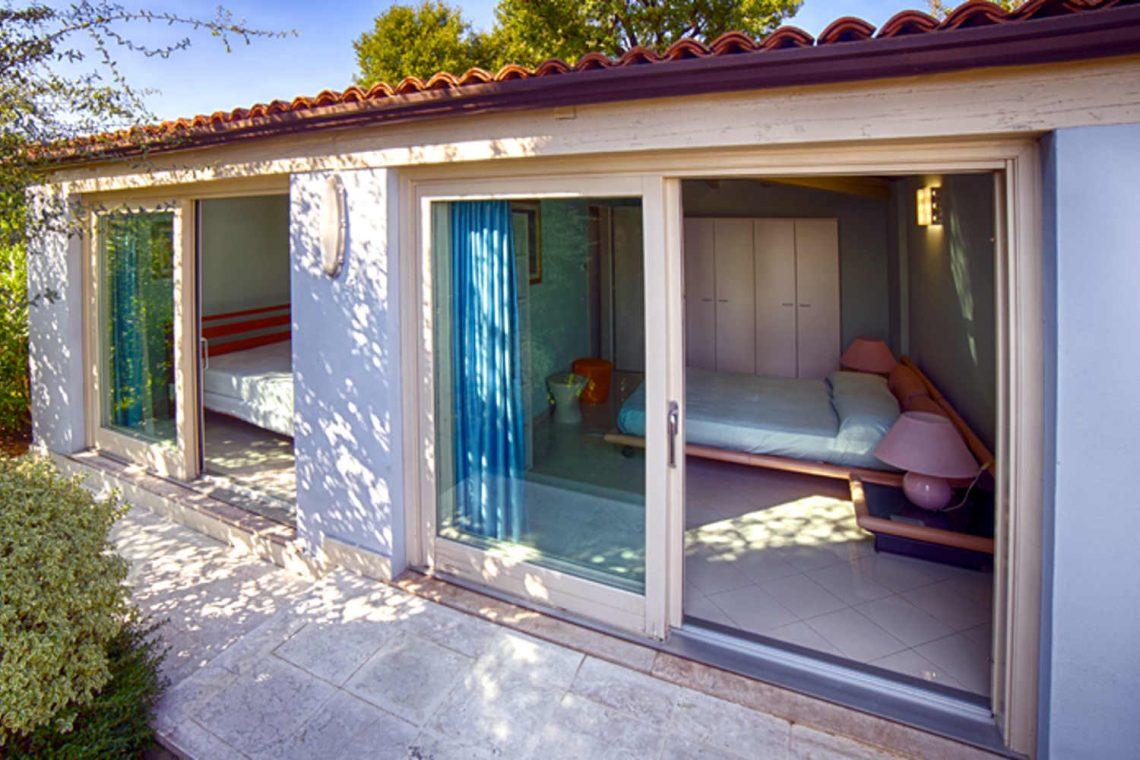 Villa Padenghe Verkauf mit Seeblick und Panoramapool 20