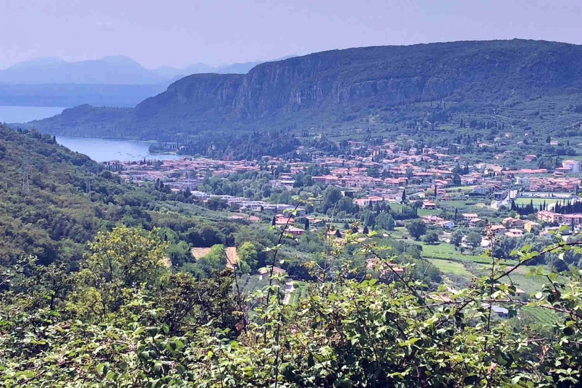 Baugrundstück Garda mit Seeblick 02