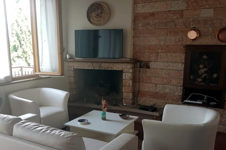 Villa in Torri del Benaco mit herrlichem Seeblick