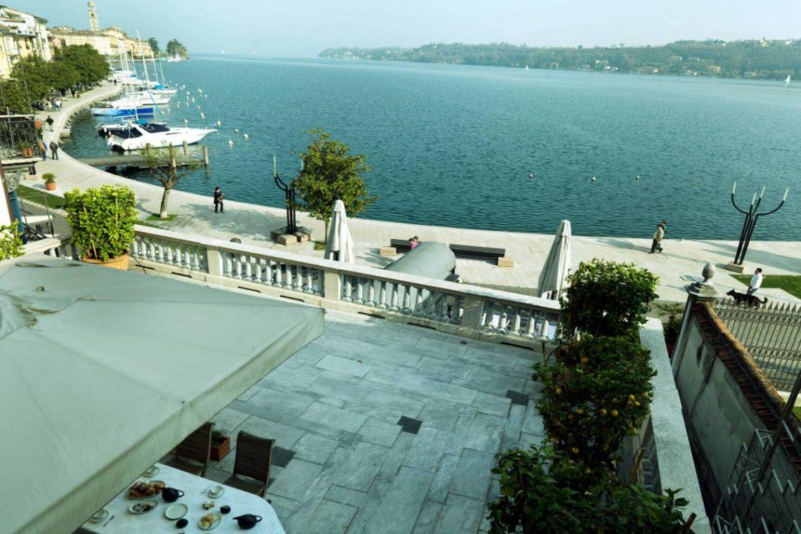 Historische Wohnung am Gardasee 01