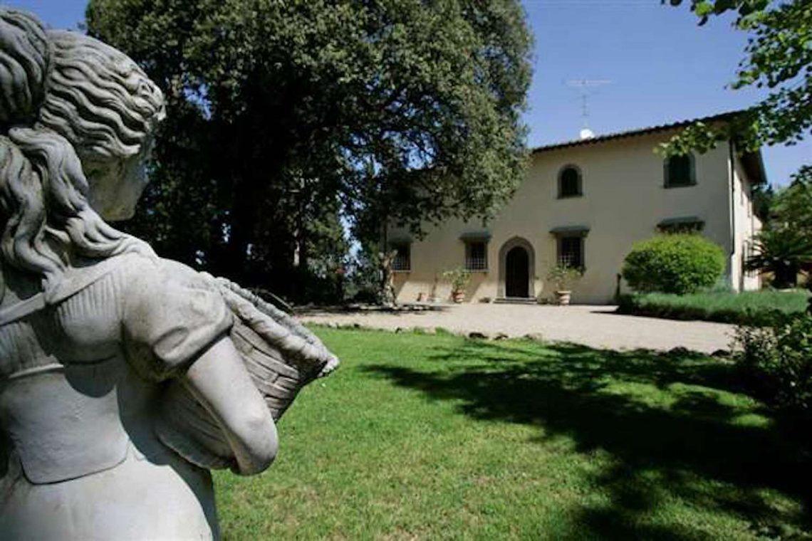Weingut in Chianti zu verkaufen 12
